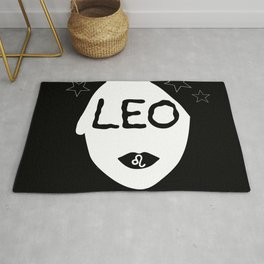 Leo Kiss Rug