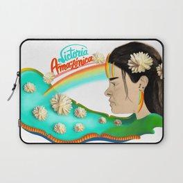 Victoria Amazónica / Amazonian Victories Laptop Sleeve