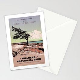 Killbear Provincial Park Stationery Cards