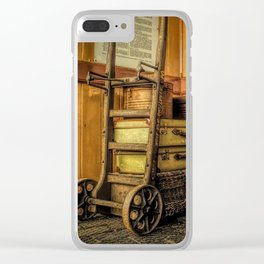 Days Away Clear iPhone Case