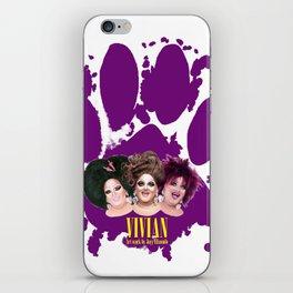 Vivian iPhone Skin
