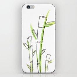 Bamboo iPhone Skin