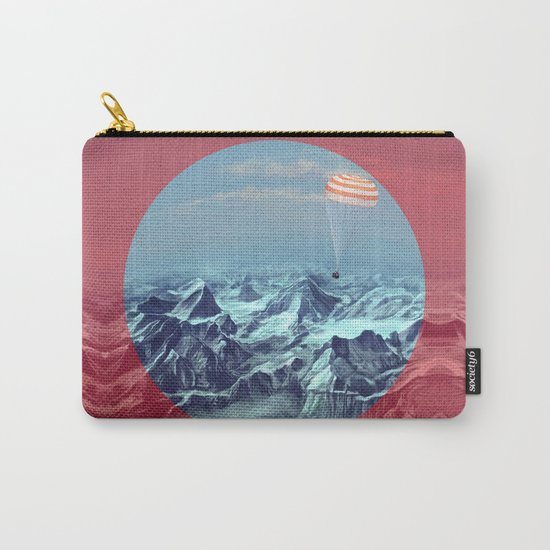 astronaut returns Carry-All Pouch