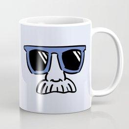 Too Cool (blue) Coffee Mug