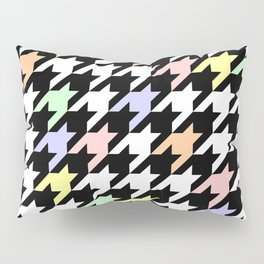Houndstooth pattern Pillow Sham