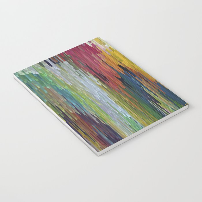 Abstract painting 112 Notebook