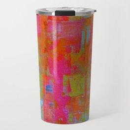 Alegria 1 -Dyptich Travel Mug