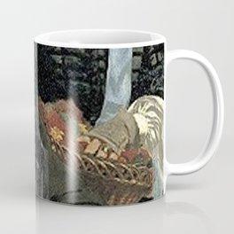 Edouard Manet - Portrait of Monsieur and Madame Auguste Manet Coffee Mug