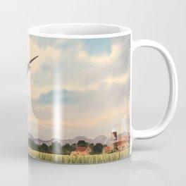 B-17 Flying Fortress Aircraft Coffee Mug