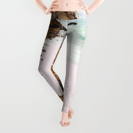 Pink Trails #society6 #decor #buyart Leggings