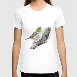 New Zealand Waxeye T-shirt