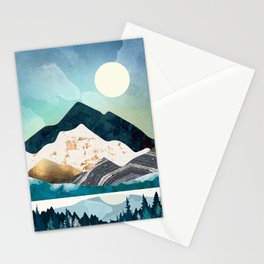 Evening Forest Stationery Cards