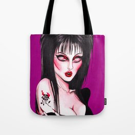 Mistress Of The Dark Tote Bag