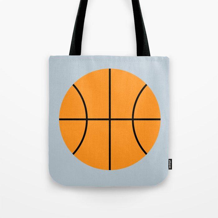 9 Basketball Tote Bag