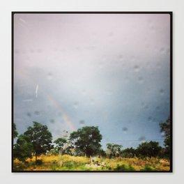HILL COUNTRY RAINBOW Canvas Print