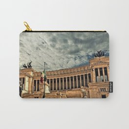 Vittorio Emanuele Monument Palace Rome Italy Carry-All Pouch