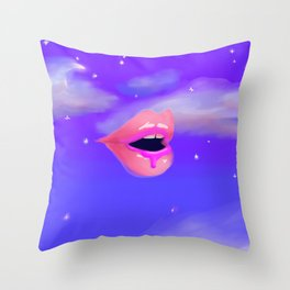 Gape Throw Pillow