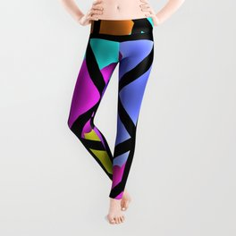 The Color of the Heart Leggings