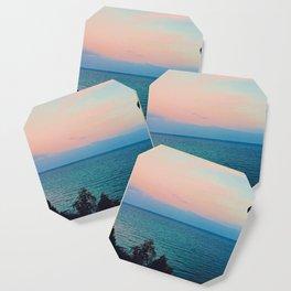 Summer Sunset Coaster