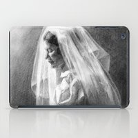 bride iPad Cases featuring Bride by Hugo F G