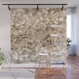 Gold Lady Glitter #2 #shiny #decor #art #society6 Wall Mural