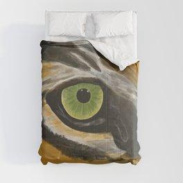 Tigers Eye Comforters