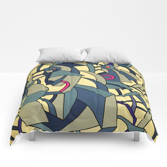 - abyssal serenade - Comforters
