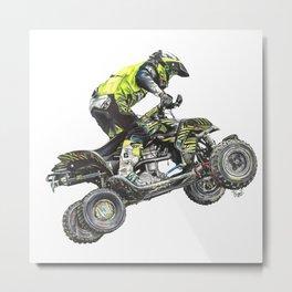 ATV Metal Print