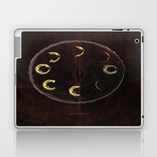 Lunar Activity Laptop & iPad Skin