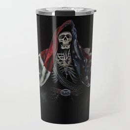 Sicario Poster Watercolor Painting Travel Mug