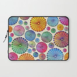 Coctail Umbrellas - Summer Memories Laptop Sleeve