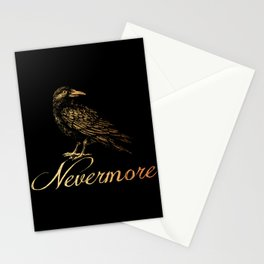 'Nevermore' Stationery Cards