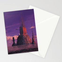 Offshore Data Haven Stationery Cards