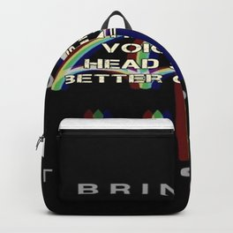 Happy Song Backpack