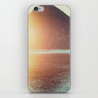 kurt cobain iPhone & iPod Skins featuring This is where I want to be... by Kurt Rahn