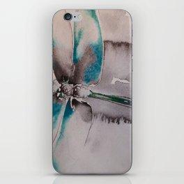 Sprinkes Of Teal iPhone Skin