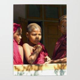 Reflections of Myamar Poster