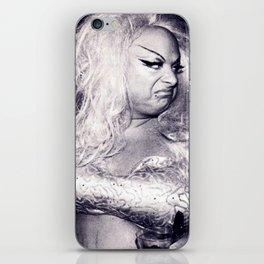 Ditchin' Divine iPhone Skin