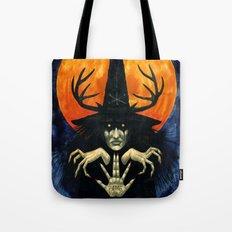 Autumn Conjurer Tote Bag