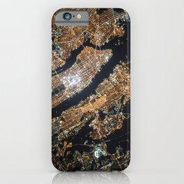 Manhattan, NYC iPhone Case