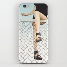 Hoping Fences iPhone & iPod Skin
