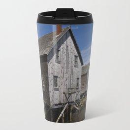 Lunenburg Dory Shop Travel Mug