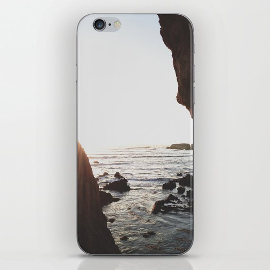 Shell Beach View iPhone & iPod Skin