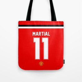 Martial Edition - Manchester United Home 2017/18 Tote Bag