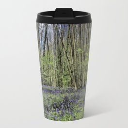 Everdon Stubbs Wood Bluebells Travel Mug