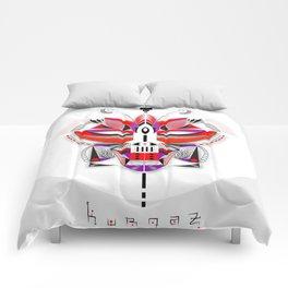 FOX-2 Comforters