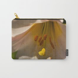 Centre of the Lily Carry-All Pouch