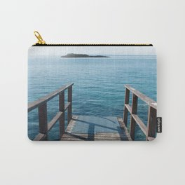 Into the sea Carry-All Pouch