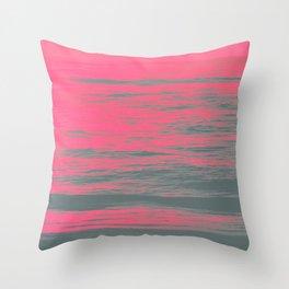 i _ s e a Throw Pillow