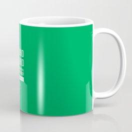 Ireland Rugby Union national anthem - Ireland's Call Coffee Mug